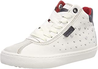 3d4eb72071cc9 Amazon.fr : Geox - Baskets mode / Chaussures fille : Chaussures et Sacs