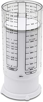 Kitchen Art 23401 2 Cup Adjust-A-Cup, Plastic, White