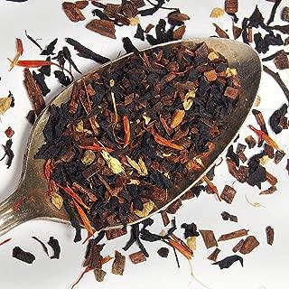 Deluxe Pumpkin Spice Tea - Herbal Tea - Loose Leaf Premium Tea (1 oz, 15-20 cups) - Organic Non-GMO Loose Leaf Tea, Gourmet, Made in the USA