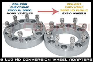 Tuning_Store by (2) 8X180 to 8X210 Conversion ADAPTERS 3