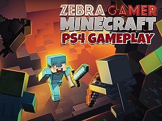 Clip: PS4 Gameplay Minecraft - Zebra Gamer