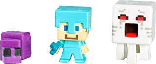 Minecraft Collectible Figures Set L (3-Pack), Series 3