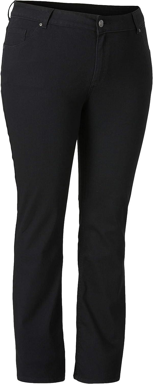 Lee Women's Plus Size Regular Fit Bootcut Jean