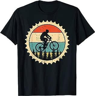 Vintage Mountain Bike T Shirts Retro Biking Tee