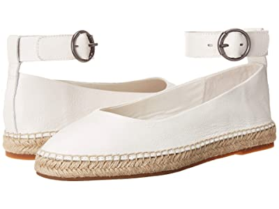 Splendid Ace (White Tumbled Leather) Women