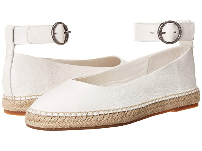 Splendid  Ace (White Tumbled Leather) Womens Shoes