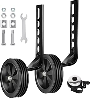 BNKIHDD Bicycle Training Wheels for Kids Stronger Version...