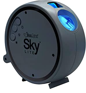 BlissLights Sky Lite - Laser Star Projector with LED Nebula Galaxy for Room Decor, Home Color Lighting, or Bedroom Night L...