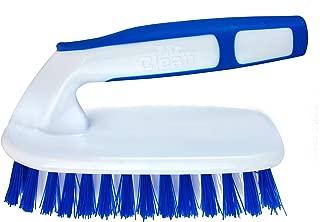 Mr. Clean 442402 Durable Bristle Handle Scrub