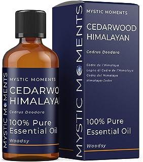 Mystic Moments Cederhout Himalaya etherische olie - 100ml - puur