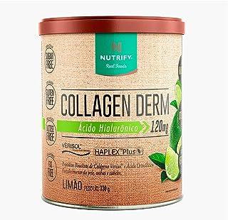 Collagen Derm Hialurônico - 330G Limão, Nutrify