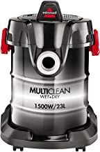 Bissell MultiClean W&D Drum - Limpiador Aspirador, 1500