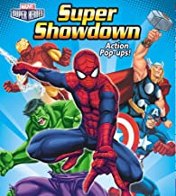 Marvel Super Heroes Super Showdown Action Pop-ups! (Pop-Up Book)