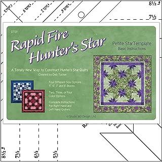 Rapid Fire Hunters Star: Petite Star Template by Studio 180 Design