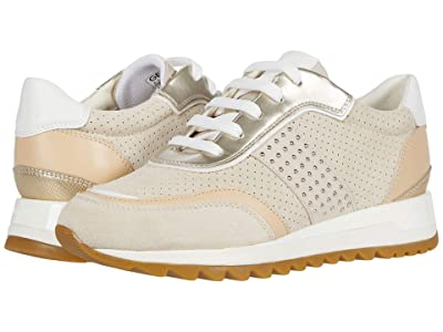 Geox Tabelya 15 (Cream/Light Gold) Women