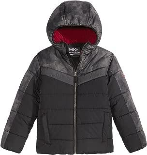 Brock Hooded Puffer Jacket, Toddler Boys