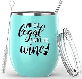 Best lawyer wine glass Reviews