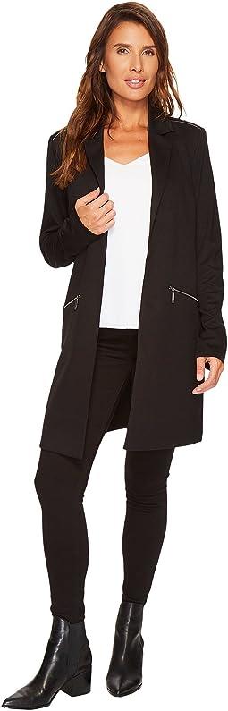 Tribal - Long Sleeve Jacket w/ Zippers