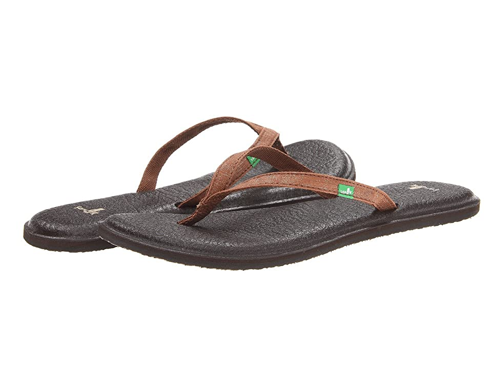 Sanuk Yoga Spree 2 (Brown) Women