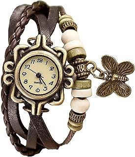 SAI ENTERPRISE Analogue Butterfly Design Off-white Dial Women's Watch