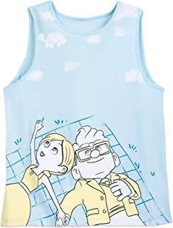 Disney Carl and Ellie Tank Top for Women - Up Multi