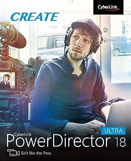 Cyberlink PowerDirector 18 Ultra [PC Download]