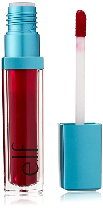 スイス人大胆な延ばすe.l.f. Aqua Beauty Radiant Gel Lip Stain - Dewy Berry (並行輸入品)