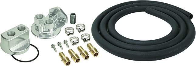 Derale 15715 Engine Oil Filter Relocation Kit