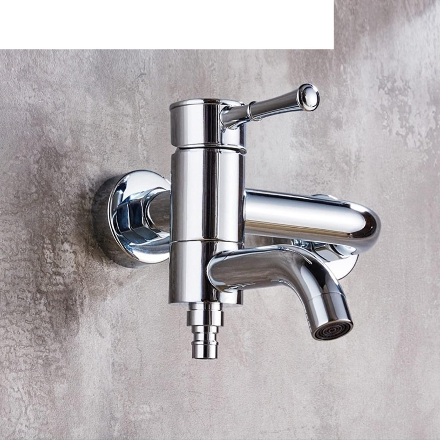 Hot and cold tap bidet Turbo Lance leader Copper hot and cold valves-C