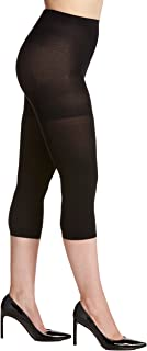 Women's Easy On Max Coverage Capri Length Plus Size Tights