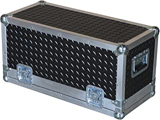 Head Amplifier 3/8 Ply Professional ATA Case with Diamond Plate Laminate Fits Marshall Valvestate I 8100