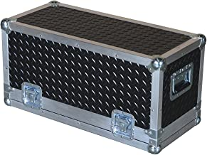 Head Amplifier 3/8 Ply Professional ATA Case with Diamond Plate Laminate Fits Hughes & Kettner Triamp Mk2 Mkii