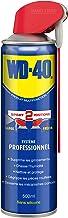 WD-40 • Produit Multifonction • Spray Double Position • Sans Silicone • Non Conducteur • Compatible Plastiques, Caoutchoucs, Tous Métaux • 500 ML