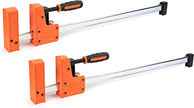 """Parallel Clamp 2-1//2"""" Machinist Jaw Length 2-1//2"""" Jaw Depth 1"""" Jaw Open 1-3//4"""""""