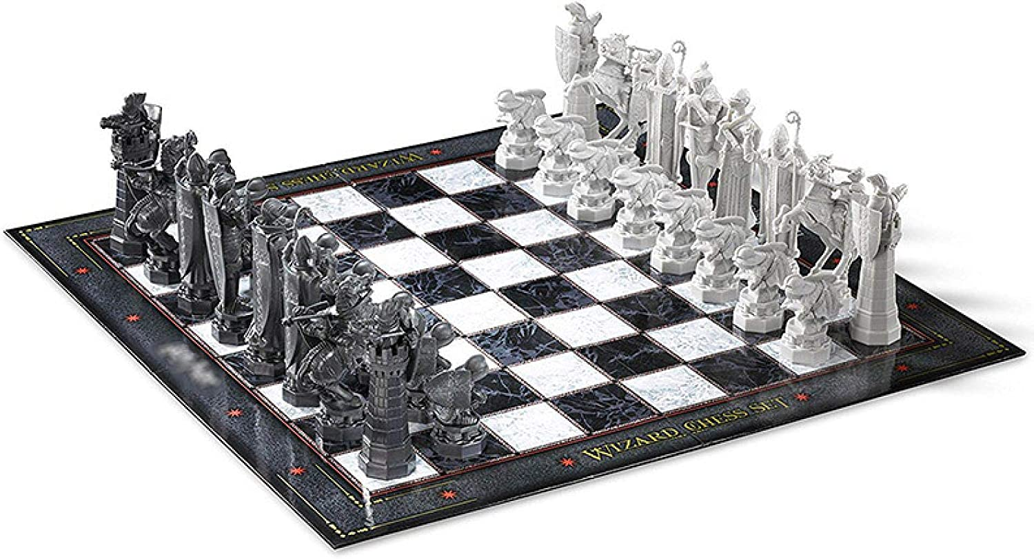 New Classic Orleans Mall MAGRF Chess Set, Board Set,Chess Collection Toy K Game
