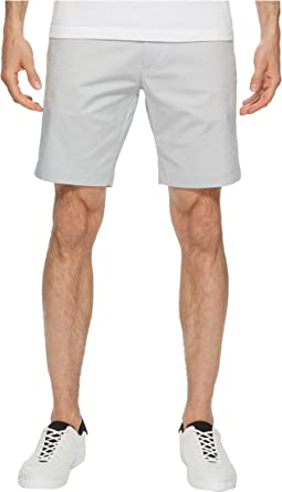 Calvin Klein - Flat Front Stretch Walking Shorts