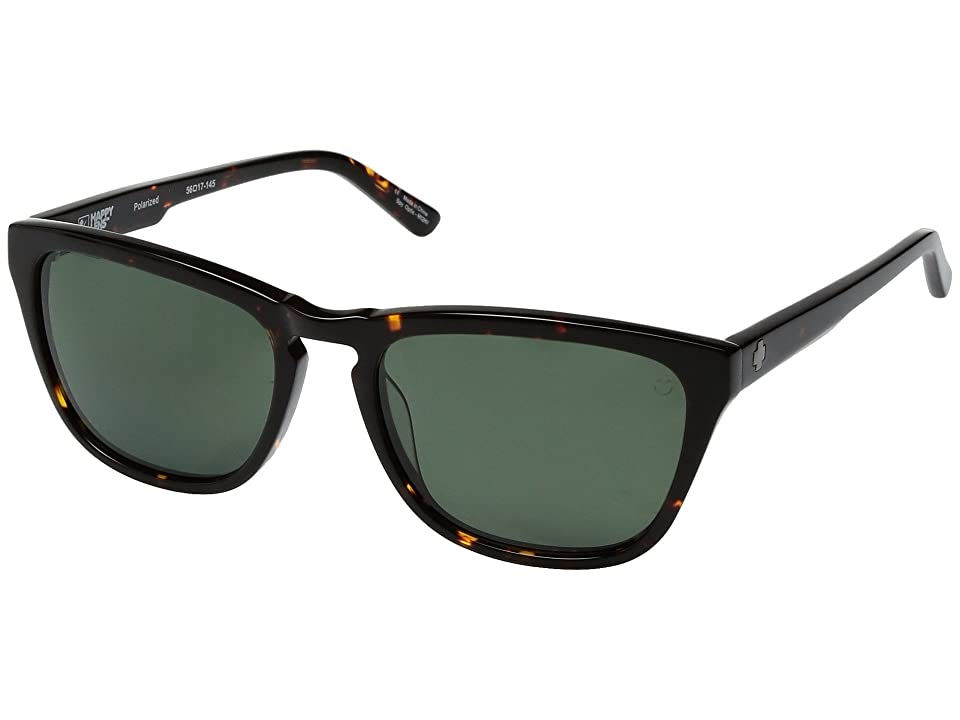 Spy Optic Hayes (Dark Tort/Happy Gray/Green Polar) Sport Sunglasses