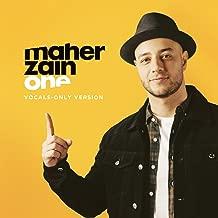 One (Vocals Only Arabic Version)