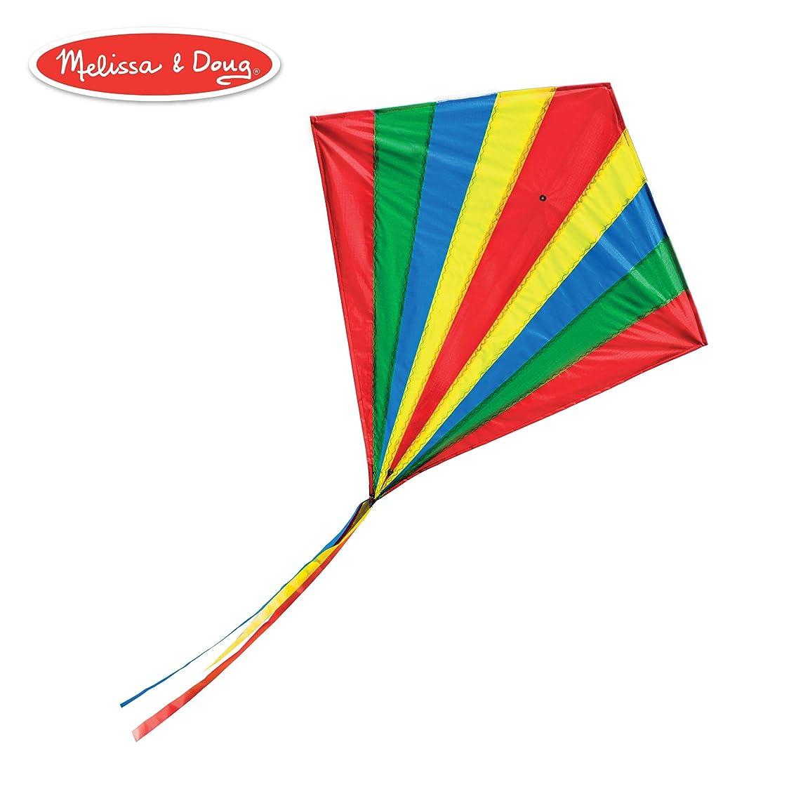 Melissa & Doug Spectrum Diamond Kite Children's Kite
