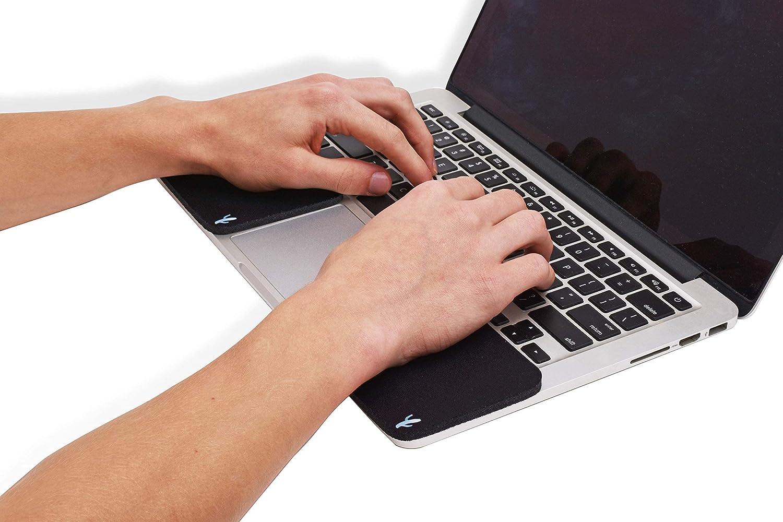 Kutasu Laptop Our shop OFFers the best service Wrist Rest Pads - Set of 5mm 10x9cm Thick 2 Store Uni