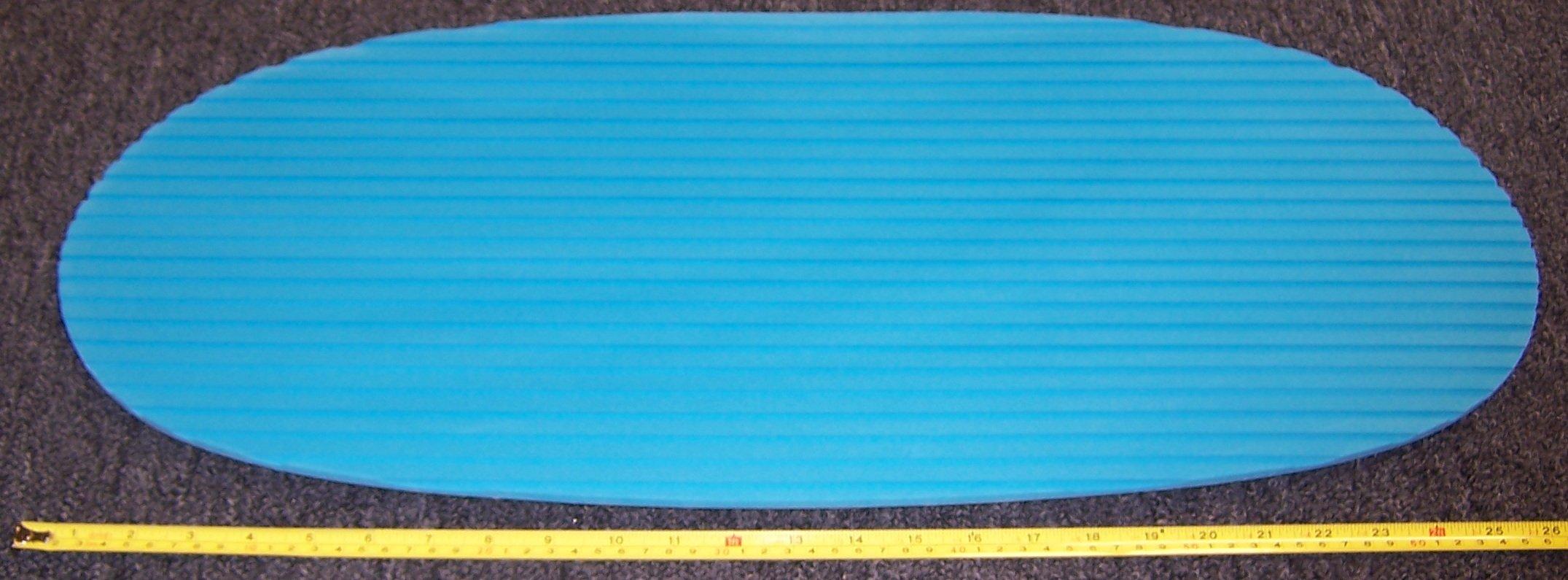 Hobie - Seat Pad Lt Blue - 38010061
