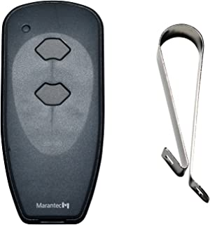 Marantec 2 Button Remotes / 3 Count in Package