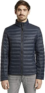 TOM TAILOR Men's Light Weight Quilted Jacket