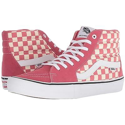 Vans SK8-Hitm Pro ((Checkerboard) Desert Rose) Skate Shoes