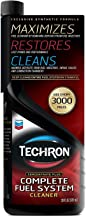 Chevron Techron Concentrate Plus Fuel System Cleaner, 20 oz,pack of 3