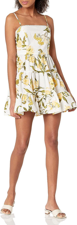BB Dakota by Steve Madden Women's Lush Life Dress, Ivory