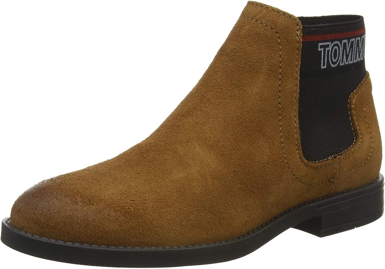 Damen Corporate Elastic Chelsea Stiefel Stiefel Stiefeletten  bis zu 80% sparen
