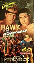 Hawk of the Wilderness VHS