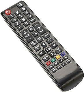 ENWShop Mando a Distancia de Repuesto para Todos los Modelos de televisores LED Samsung, 4K SUHD, Smart TV, 3D y QLED