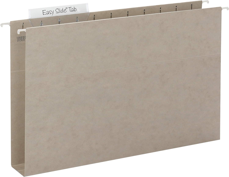 Smead TUFF Extra Capacity famous Box Bottom Expansio Hanging Folder sale 2